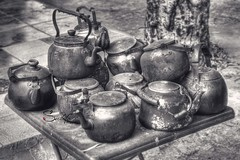 Grab one (Sulafa) Tags: blackandwhite bw pitcher ابريق اسودوأبيض