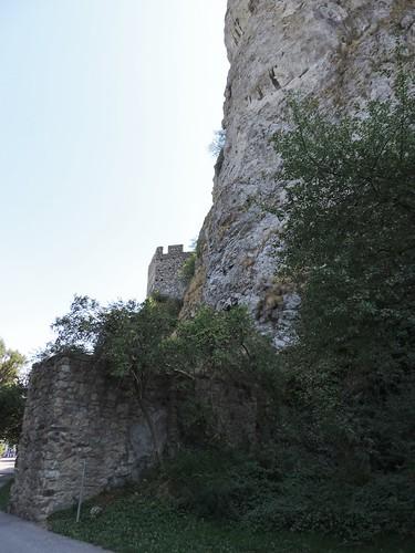 Slovakia Iron Devin Castle Ruins 136