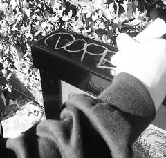 Dope (D O P E) Tags: cali graffiti losangeles montana paint downtown follow writer graff dope streaks markers dtla bombing sharpies spraycan tagger mobbing prismas decis grafflife sakuramarkers dopeone tagsandthrows graffislife murdershedope femaletagger welovembombing