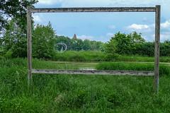Schne Aussicht.   (Explored) (fotomanni.de) Tags: rednitzhembach skulpturenweg