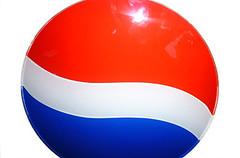 Logo Pepsi. 1998