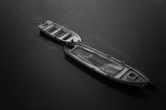 Barcas (Ivan_Fle) Tags: bw españa water beauty rio river spain europe sony valladolid barcas blinkagain nexf3
