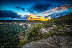Olympic View 01 (Gary Hayes) Tags: sydney australia bluemountains valley jamison
