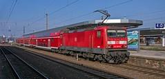 Köln Messe/Deutz DB 143 925-6 als RB naar Koblenz Hbf