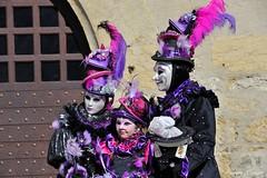Carole et Diego (joménager) Tags: annecy costume nikon passion carnaval 70200 f28 d3 afs masque hautesavoie rhônealpes vénitien