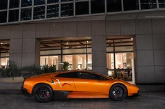 Orange Bull (BLACKFOXPHOTOGRAPHY) Tags: orange italian singapore flag fast bull lamborghini sv supercars exoticars alexpenfold effspot