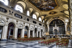 """Basilica di Santa Cecilia in Trastevere • <a style=""""font-size:0.8em;"""" href=""""http://www.flickr.com/photos/89679026@N00/13804934523/"""" target=""""_blank"""">View on Flickr</a>"""