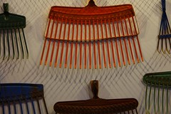IMGP7689 (wtcamjr) Tags: rakes antiques mall stamford ct colors composition
