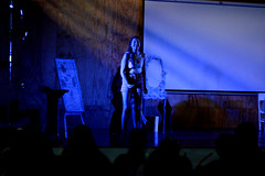 LAVIOS PINTADOS_38 (loespejo.municipalidad) Tags: obra teatro teatral chilenas cultura loespejo chile chilena comuna dramaturgia drama mujer municipalidad dia de la