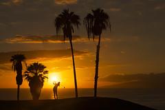 Golf en Costa Adeje, Tenerife Sur (Visit Tenerife) Tags: golf tenerife costa adeje atardecer sunset