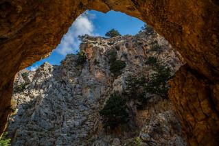 Crete: Imbros Gorge / Kreta: Imbros-Schlucht