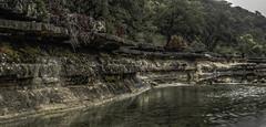 Fracture (keith_shuley) Tags: escarpment limestone creek water stream bullcreek austin texas winter olympus