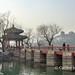 Lake Kunming pavilion