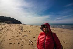 IMG_2008 (Antonio Todesco) Tags: mamma mom gargano pulia puglia calenella peschici mare spiaggia sea beach