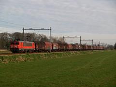 DBC 1616 (jvr440) Tags: trein train spoorwegen railroad railways heemstede dbc db cargo 1616 1600
