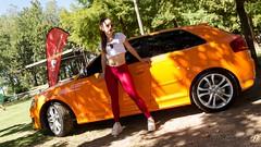 Online System San Pedro 017 (Ariel PH 2015) Tags: autos coches car automóvil exposición marcelo cottet marcelocottet arielph promotora pit babe racequeen calzas spandex lycra onlinesystem san pedro