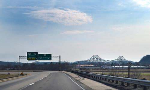 Silver Memorial Bridge