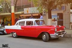 Restored: 1957 Chevrolet 150, Bangladesh. (Samee55) Tags: bangladesh dhaka carspotting gulshan 2017 chevrolet restoredclassic