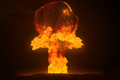 Anglų lietuvių žodynas. Žodis atom bomb reiškia atominė bomba lietuviškai.