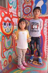 20161231-1025_D810_4838 (3m3m) Tags: 台中 彩虹眷村 壁畫