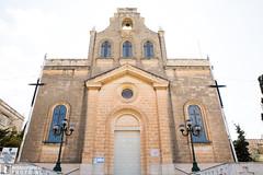170314 Malta 048 [St John of the Cross, Sir Temi Zammit Ave, Ta' Xbiex] (Ton Dekkers) Tags: stjohnofthecross sirtemizammitave taxbiex