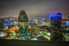 High Life (DeeAshley) Tags: rooftop rooftopping night nighttime urbex urbanexploration urban dallas skyscrapers city streetphotography street light lights 2017 winter spring march downtown central above fromabove birdseyeview gogoloopie dionnehartnett digital digitalphotography skyline skyscraper building highrise dallastx dallastexas noche foto photo jpg deeashley canon sony abandoned photography 2016 variety random dionneashley favorites handpicked hartnet hartnett dionne dee flickr google yahoo bing