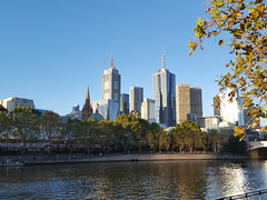 20170304_1908 East end of Melbourne skyline from Southbank