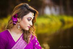 Navin Nawar (asaduzzaman.noor) Tags: outdoor portrait photography asaduzzaman noor dramatic cinematic color natural naturallight canon 6d 70200mm f28l face female beauty khulna bangladesh ku woman model