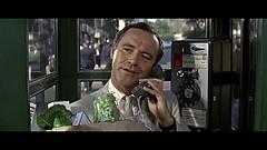 Jack Lemmon - THE ODD COUPLE 1968 (Giovanni Stengel) Tags: jack lemmon odd couple movie la strana coppia telephone frankfurters wurstel scene dinner tonight film 1968 cinema