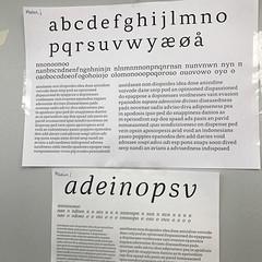 GJØVIK IV (TypeTogether) Tags: workshop typedesign gjøvik norway universityofgjøvik veronikaburian education typetogether wwwtypetogethercom