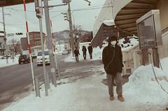 小樽 Otaru 北海道 / Fujifilm 500D 8592 / Nikon FM2 (Toomore) Tags: fujifilm moviefilms 8592 500d nikon nikkor 35mm fm2 japan otaru