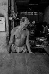Preparation (tumivn) Tags: monochrome chinatown blackandwhite a99ii zeiss1635 saigon vietnam