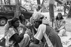 কাজের ফাঁকে (byabhi) Tags: santiniketan bolpur