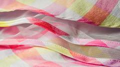 Spring Dress ♥ (HW111) Tags: clothtextile macromondays crinoline dress fabric girls mesh spring hmm