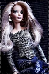 Img_60551 (GreenWorldMiniatures) Tags: barbie collector andywarhol campbellssoupcan campbells madetomove mtm purpletop fashionfever