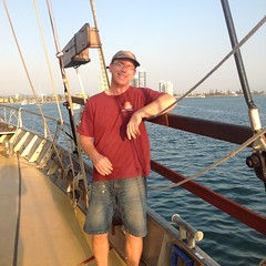 Happy sailor (Mark Gillow) Tags: south passage