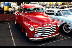 1950 Chevrolet Pickup (Michelle ~ BLACKY ~ CHAMPAZ'S PHOTOS..) Tags: cars chevrolet pickup chevy rockabilly rocknroll 1950 hotrods customs psychobilly 1950chevy cs6 kustomkulture ferntreegullyhotel 1950chevroletpickup kustomkulturemeltdown
