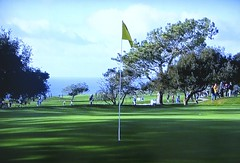 Torrey Pines GC (South), Hole #2 (rbglasson) Tags: california golf landscape tv torreypines lajolla canons5is