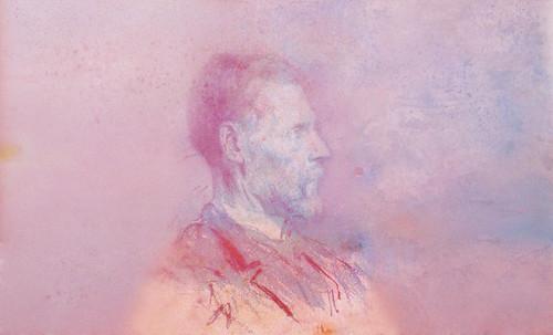 """Mentores, homenaje a Vincent van Gogh de Henri de Toulouse Lautrec (1887), y al padre de Pablo Picasso (1896). • <a style=""""font-size:0.8em;"""" href=""""http://www.flickr.com/photos/30735181@N00/8805091729/"""" target=""""_blank"""">View on Flickr</a>"""
