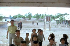 Mr. Duc = My Thien Village (Gene Whitmer) Tags: vietnam 1972 dinhtuong mythien