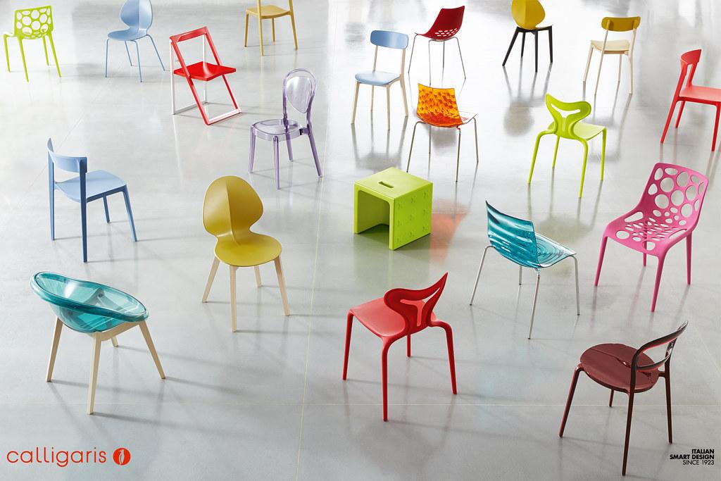 Calligaris Chairs (Calligaris 1923) Tags: Chairs Furniture Sedie  Arredamento Italiandesign Calligaris