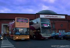 Lothianbuses.com: 08.06.13 (KM_Edinburgh) Tags: moonwalk lothian lothianbusescom