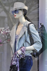 Rainbow Jeans (james.mannequindisplay) Tags: mannequin shop shopping design store mannequins display etalage schaufenster visual vetrina schaufensterpuppe vitrine maniqui manichini displaywindow escaparate schaufensterpuppen vetrine rootstein