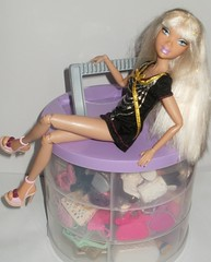 My Scene Glamjiy- I can be fresh and sexy (diva3tina) Tags: love fashion lady barbie scene royalty gaga glamjiy