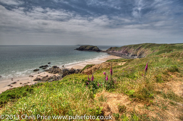 Marloes Sands, Pembrokeshire