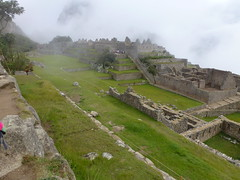 Machu Picchu school area