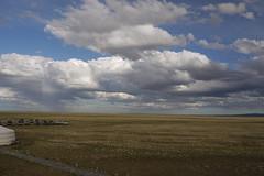 P1140423 (WhatsAllThisThen) Tags: camp storm desert mongolia sandstorm dust gobi ger haboob 3camellodge