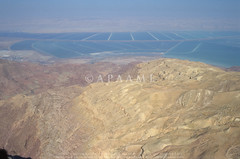 MEIDAN-DEAD SEA (APAAME) Tags: aerialarchaeology aerialphotography middleeast airphoto archaeology ancienthistory