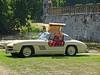 Schloss Dyck Classic Days 2013 - Mercedes Flügeltürer
