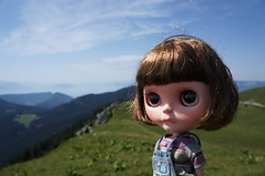 Petit Beurre on top of one of my favourite places